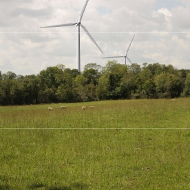 Image showing wind turbine
