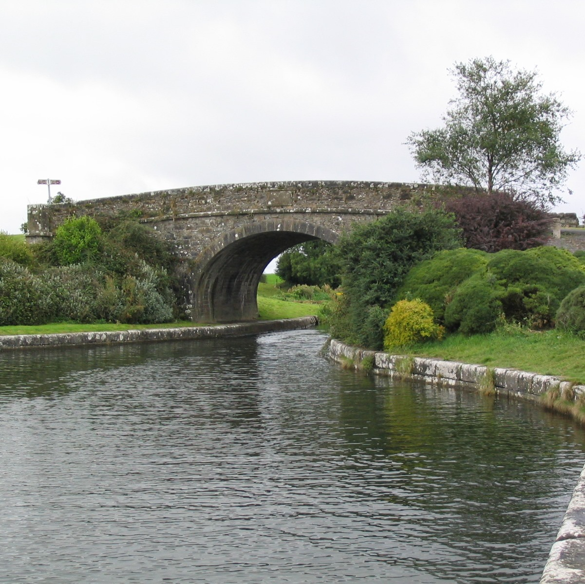 Image showing Ballynacarrigy bridge