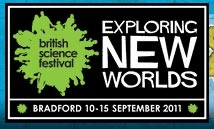 Logo of British Science Festival 2011